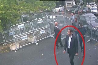 Mahír Abdulazíz Mutríb smeruje na saudskoarabský konzulát v Istanbule.