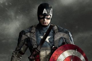 Prvý fi lm o Captainovi America išiel do kín v roku 2011.