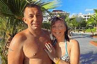 Inšpektorka Marcela a jej priateľ Radoslav cestujú do Turecka každý rok.