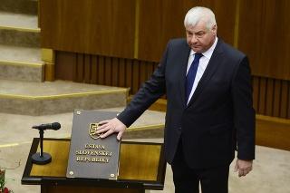 Poslanec Árpád Érsek