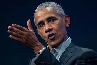 Exprezident USA Barack Obama