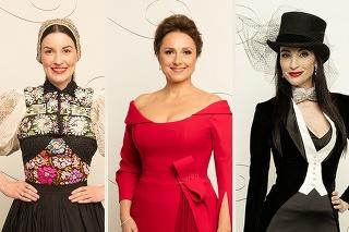 Tamara Heribanová, Zuzana Mauréry, Lucia Hablovičová