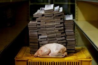 Kura si vo Venezuele kúpite za takmer 15 miliónov bolívarov.