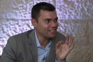 Známy novinár Peter Beinart