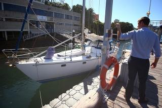 Rekordný úlovok kokaínu odhalili na jachte pri pobreží Nového Južného Walesu.