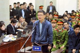 Vietnamec Trinh Xuan Thanh
