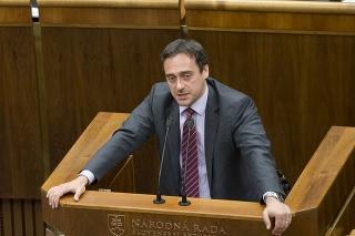 Poslanec Jozef Rajtár