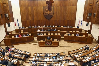 O rozmrazení poslaneckých platov chcú v parlamente rokovať na jeseň.