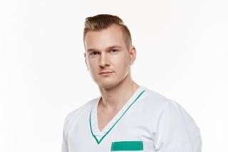 Vranovská nemocnica ho ocenila ako Talent roka 2017.