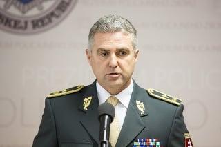 Policajný prezident Tibor Gašpar