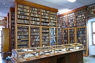 V kežmarskej Lyceálnej knižnici majú 150-tisíc zväzkov kníh a listín.