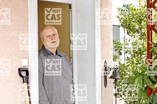 Ján Sarkocy si užíva dôchodok v domčeku v Limbachu.