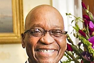 Jacob Zuma, prezident JAR