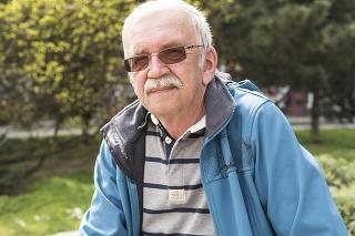 Herecká legenda Dušan Kaprálik (69).