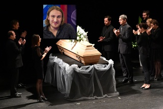 V brne sa konal pohreb tragicky zosnulého Jakuba Zedníčka.