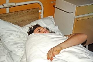 Michala (19) čaká operácia zlomeného ramena.