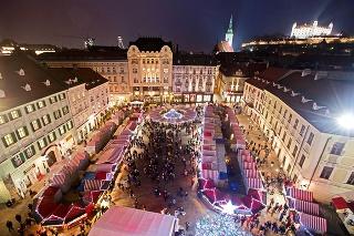 Vianočné trhy odštartujú 24. novembra.