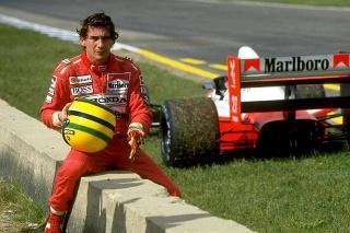 Ayrton Senna patril k najlepším pilotom histórie formule jeden.