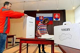Slováci, v sobotu rozhodnite!