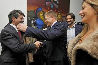 Smer podporil Ftáčnika v posledných voľbách na primátora Bratislavy.
