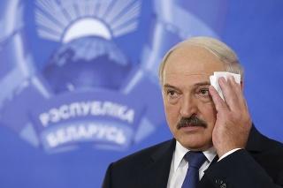 Lukašenko sa stal prezidentom Bieloruska už piatykrát po sebe.
