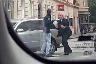 Mišo sa stal svedkom nepríjemnej situácie na križovatke v Bratislave.