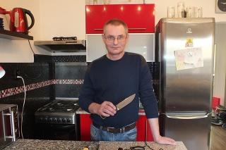 Jurajove nože znesú najprísnejšie kritériá.