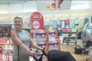 Zoe dlho netušila, že je tehotná.