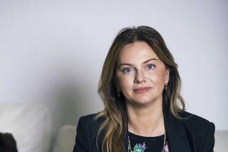 Monika Flašíková - Beňová, europoslaňkyňa