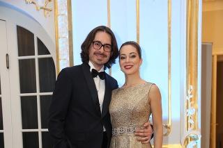 Na prírastok do rodiny sa teší aj speváčkin partner Matej Drlička.