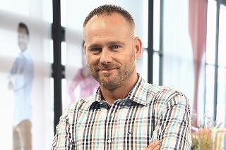 Moderátor Pavel Bruchala.