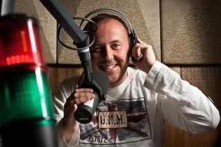 Roman Bomboš si svojich obľúbených interpretov si púšťa aj cez MusicJet.