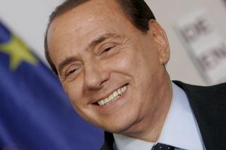 Berlusconi je