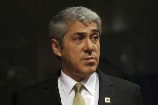 Portugalský premiér José Sócrates