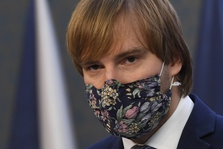 Český minister zdravotníctva Adam Vojtěch