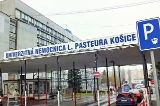 Univerzitná nemocnica Louisa Pasteura v Košiciach