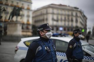 Španielsko zaznamenalo vysoký nárast nakazených.