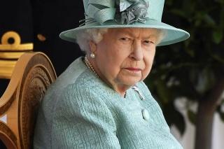 Manžel Philip sa slávnosti nezúčastnil.