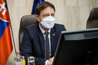 Premiér Eduard Heger (OĽANO)