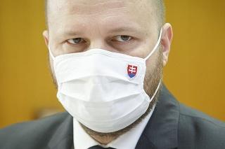 Minister obrany Jaroslav Naď (OĽANO)