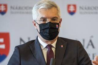 Minister zahraničných vecí a európskych záležitostí SR Ivan Korčok (nominant SaS)