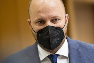 Minister obrany SR Jaroslav Naď (OĽaNO)