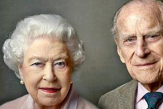 Portrét vznikol pri príležitosti kráľovniných narodenín.