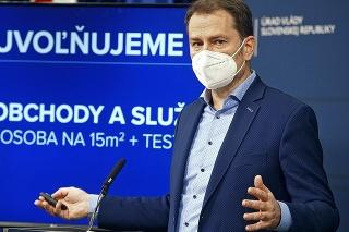 Zatiaľ nie je jasné, dokedy bude minister financií chodiť na tlačovky o epidemiologickej situácii.