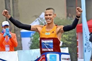 Tóth si nedávno vybojoval  miestenku nabudúcoročnú olympiádu vTokiu.