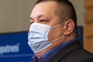 Hlavný hygienik Ján Mikas
