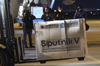 Slovensko nakúpi dva milióny kusov ruskej vakcíny Sputnik V.