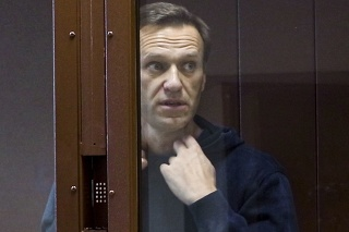 Vodca ruskej opozície Alexej Navaľnyj