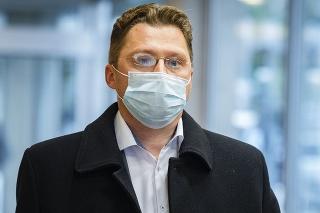 Predseda Lekárskeho odborového združenia Peter Visolajský