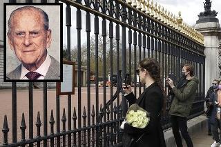 Smrť princa Philipa zasiahla celú Britániu.